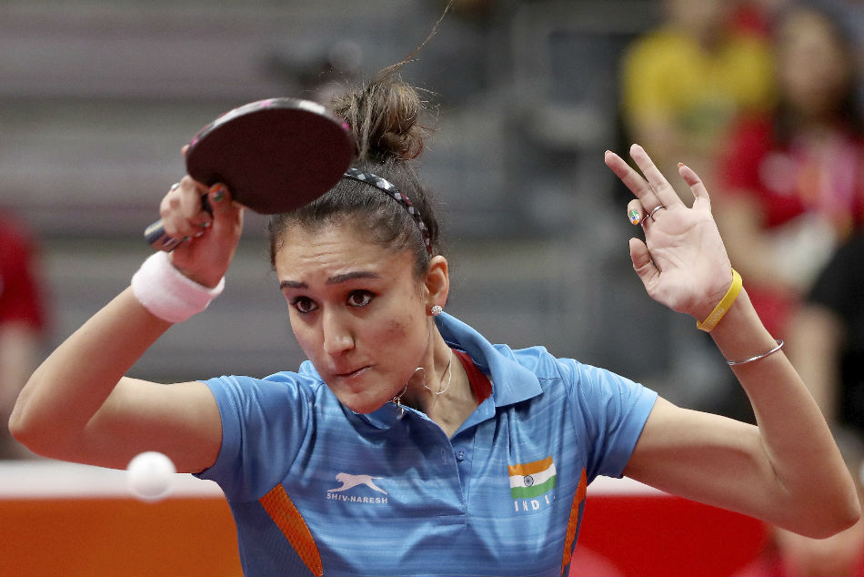 World No. 58 Manika Batra is the first Indian woman to win a table tennis singles gold at the Commonwealth Games