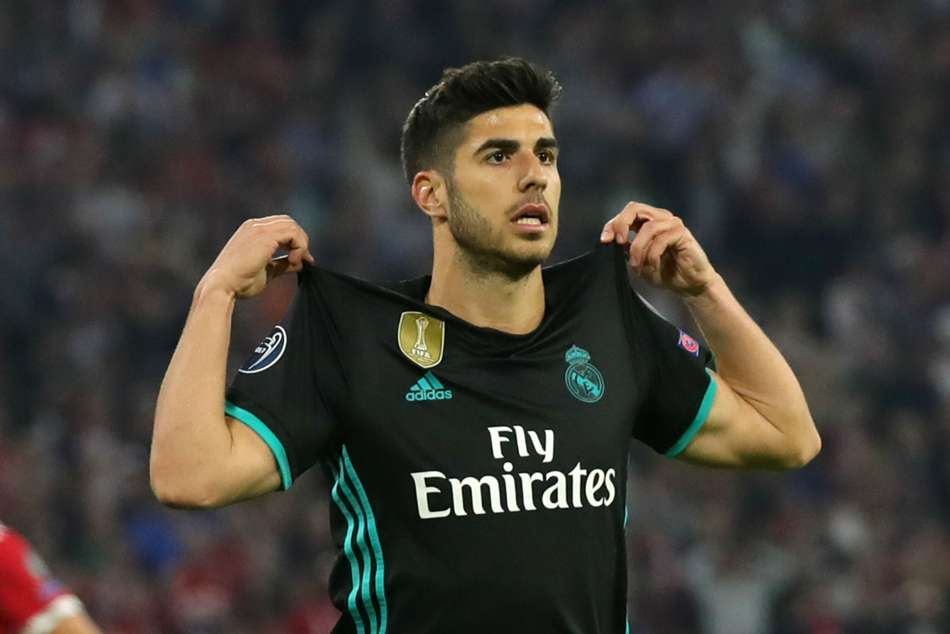 d64570e1626 Bayern Munich 1 Real Madrid 2  Asensio seals smash-and-grab win for ...