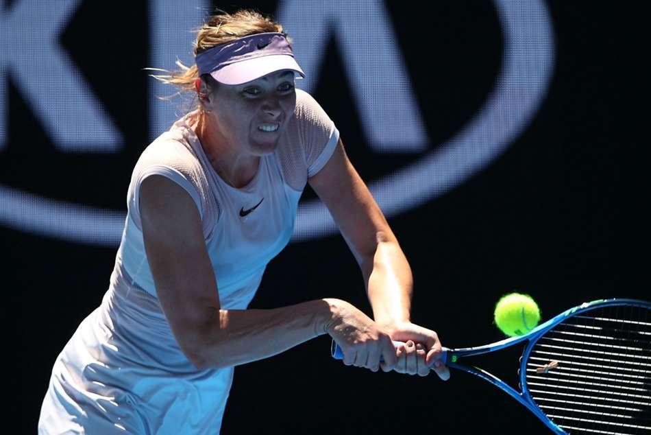 Maria Sharapova Desire Despite Struggles