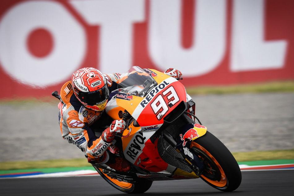 Motogp Marc Marquez Claims Pole Grand Prix Of The Americas