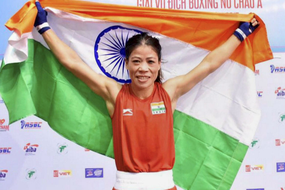 Cwg 2018 Mary Kom Needs One Win Clinch Medal On Debut