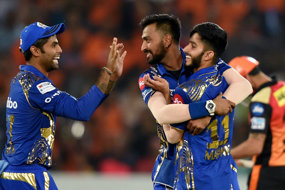 IPL 2018: Live Updates: Clinical Mumbai Indians bowlers restrict Sunrisers Hyderabad to paltry 118