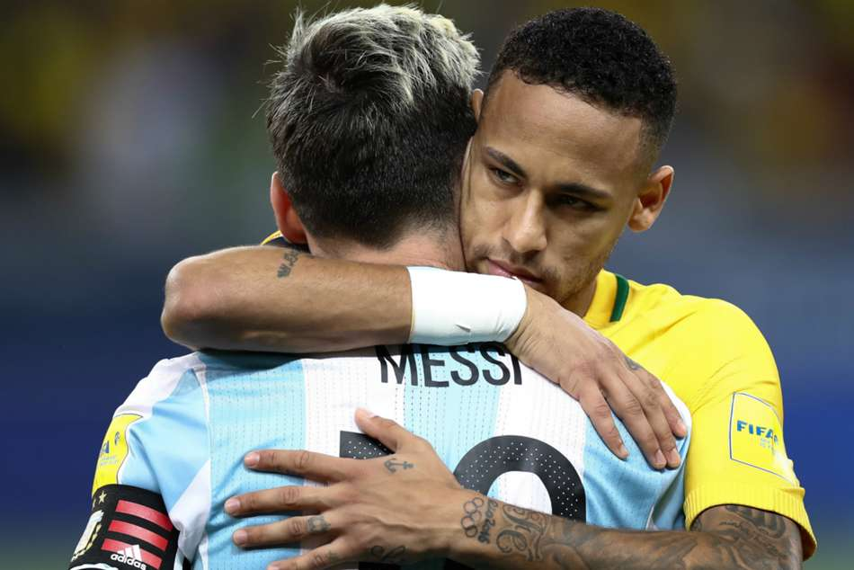 Lionel Messi and Neymar struck a great partnership at Barcelona