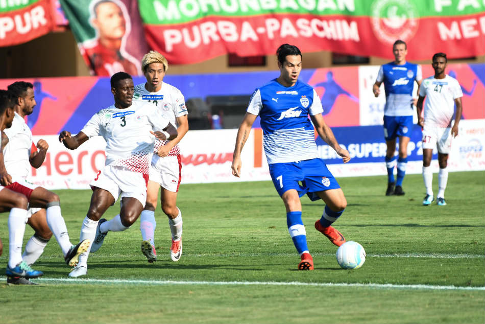 Super Cup Mohun Bagan 2 Bengaluru Fc 4 Miku Hat Trick Final