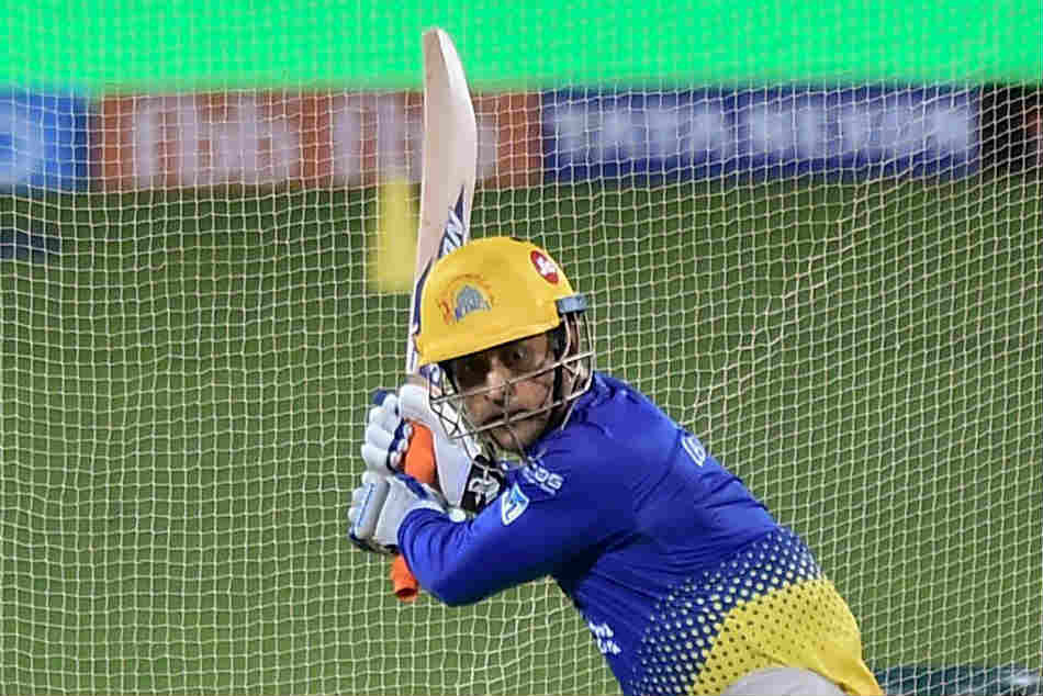 CSK captain MS Dhoni says shots that sail over stadium should be given more than six runs