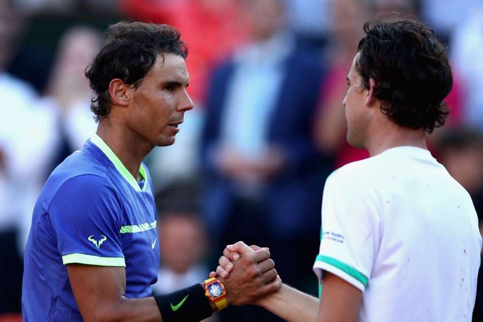 Dominic Thiem Ready Up Level Ultimate Challenge Rafael Nadal