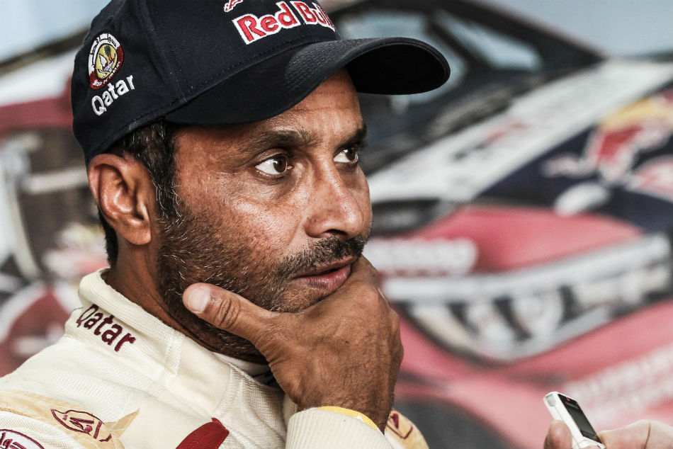 Disappointed Al Attiyah Promises Fight Back