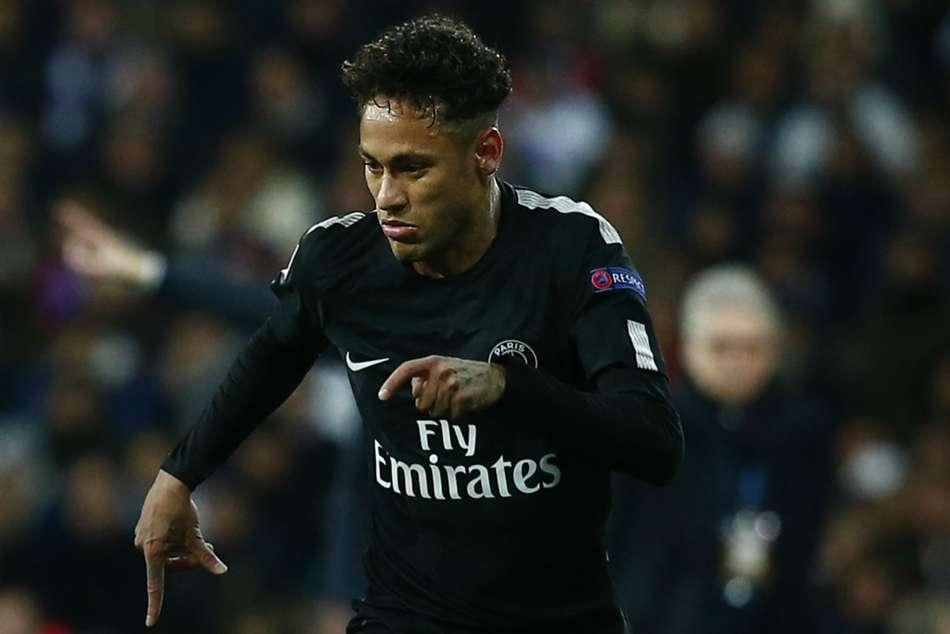 Neymar Paris Saint Germain Brazil World Cup Injury