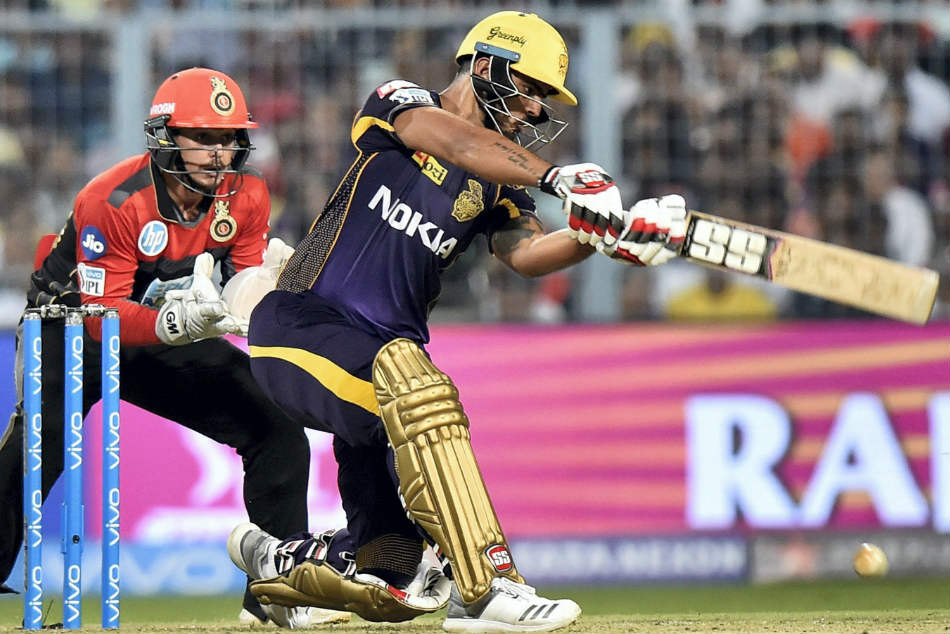 Nitish Rana has been one of the outstanding performers for the new-look Kolkata Knight Riders in the Indian Premier League this season