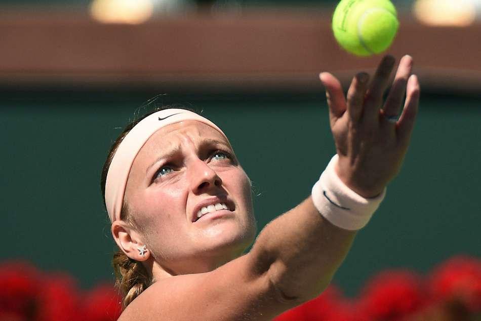 Fed Cup Kvitova Pliskova Put Czechs Control Germany