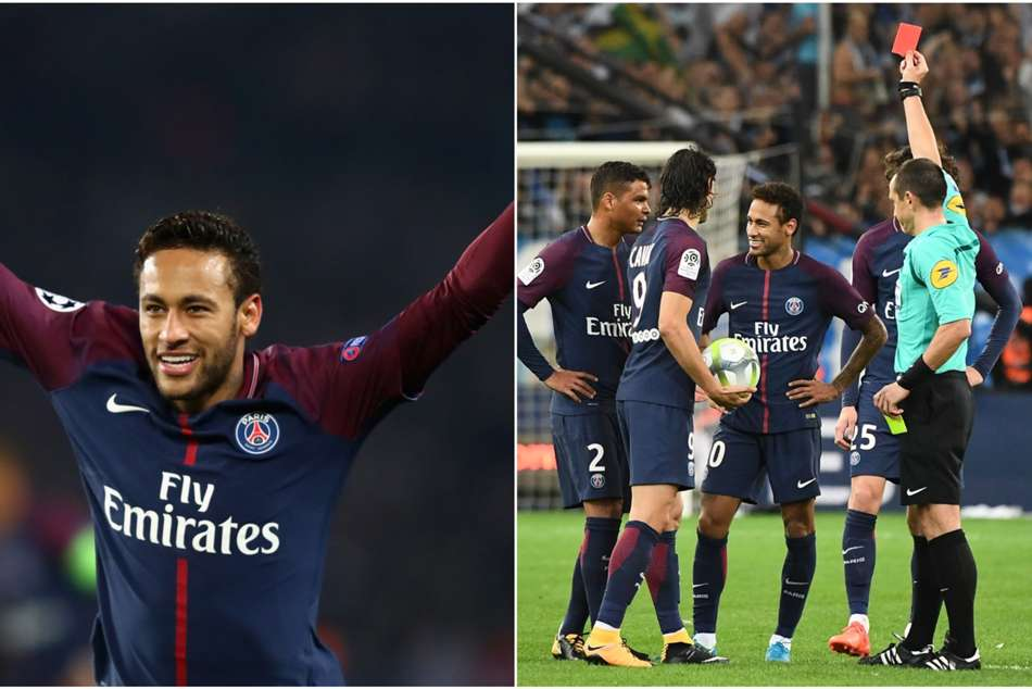 PSG 2017 18 Neymars Highs And Lows In A Title Winning Season