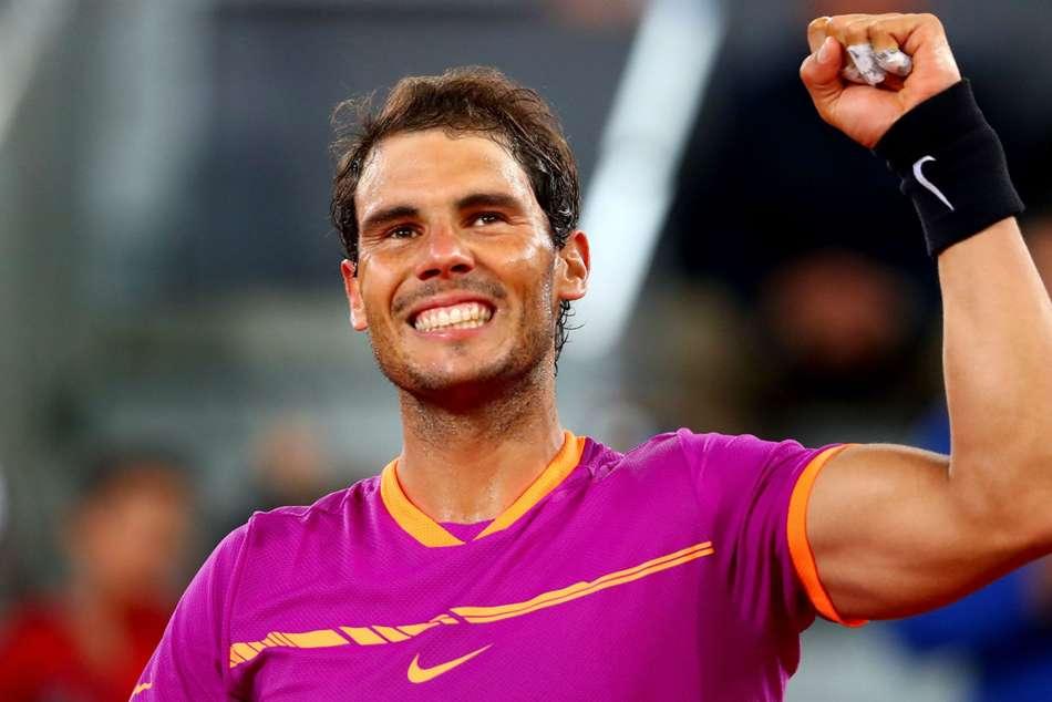 Rafael Nadal Return Spain Davis Cup