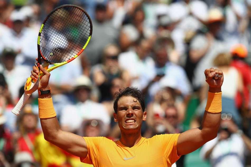 Rafael Nadal Monte Carlo Masters Grigor Dimitrov Doubles Partner David Goffin