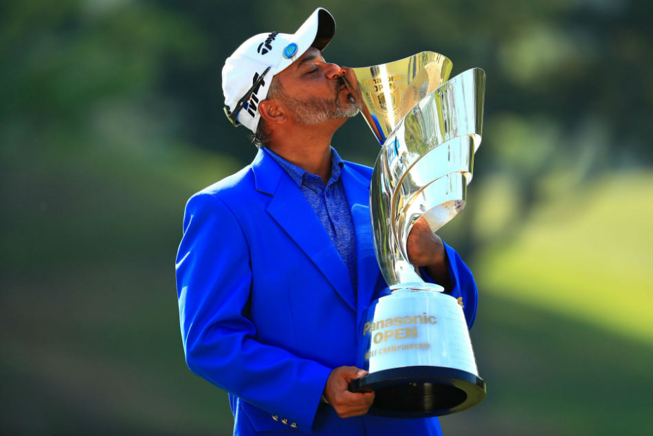 Rahil Gangjee Wins The Panasonic Open Ends 14 Year Title Drought