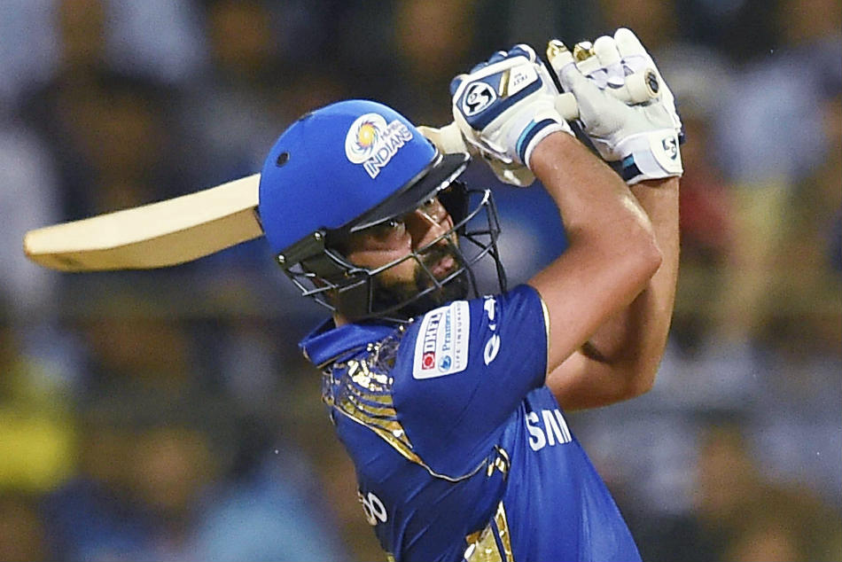 Ipl 2018 Lewis Helped Me Settle Down Rohit Sharma