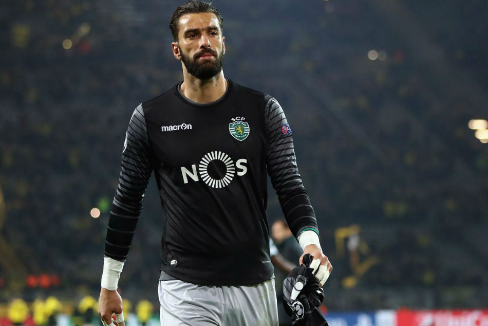 Bengaluru April  Napoli Are Lining Up A Potential Bid To Secure The Signing Of Portuguese And Sporting Lisbon Keeper Rui Patricio In The Summer