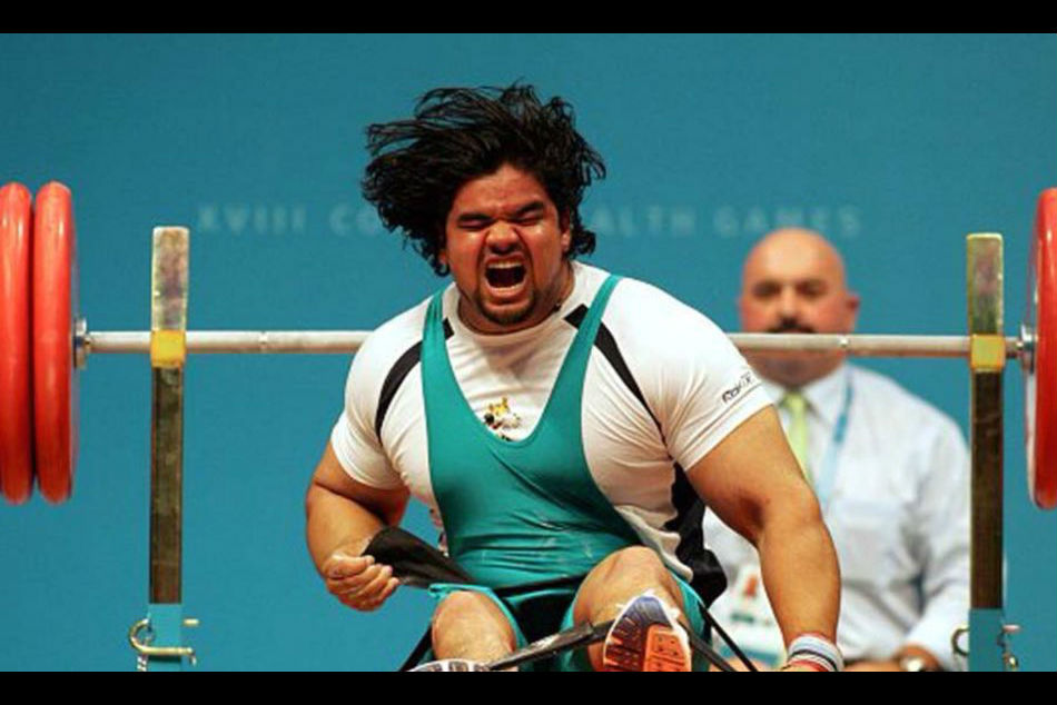 CWG 2018: Para-powerlifter Sachin Chaudhary wins bronze and redemption battle