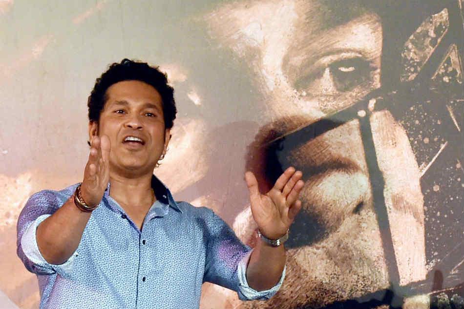 Sachin Tendulkar Turns 45 Here S A Collection Of His Batting Jewels