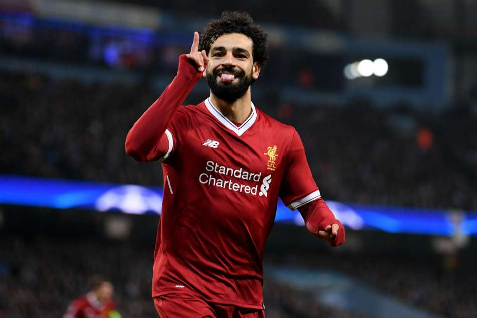 Liverpool star Mohamed Salah on track to win the Premier League Golden Boot