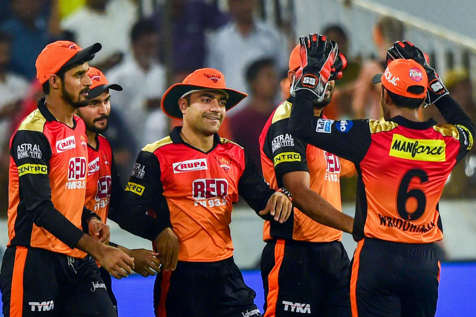 Sunrisers Hyderabad would look to continue their winning momentum.