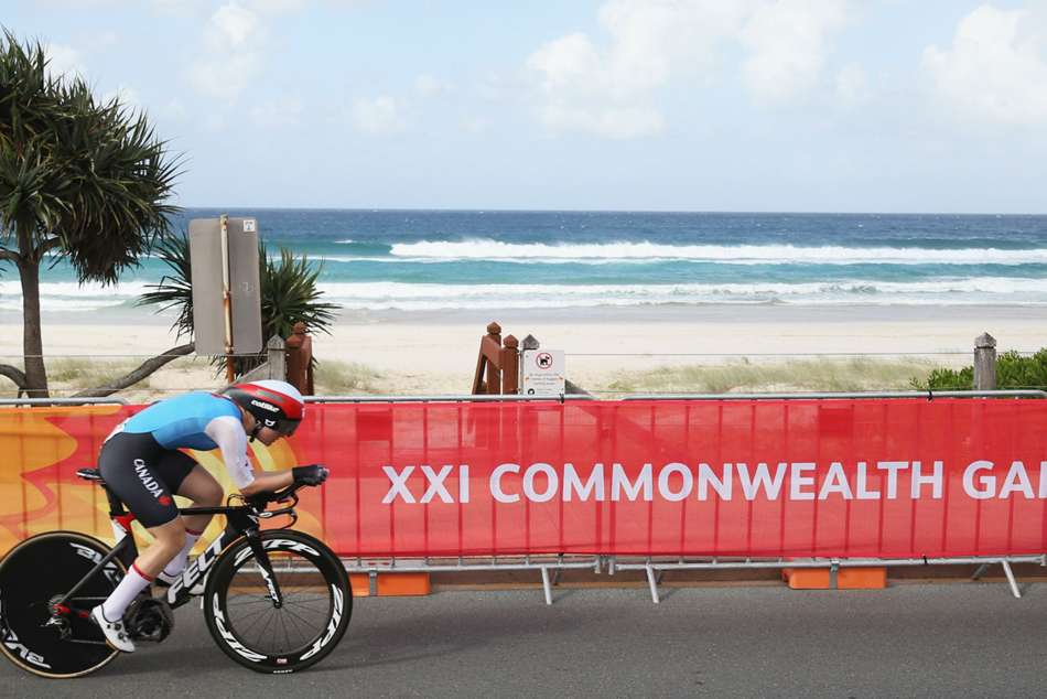 Melissa Lowthers name was missing from the Commonwealth Games time trial event (Picture for representation)