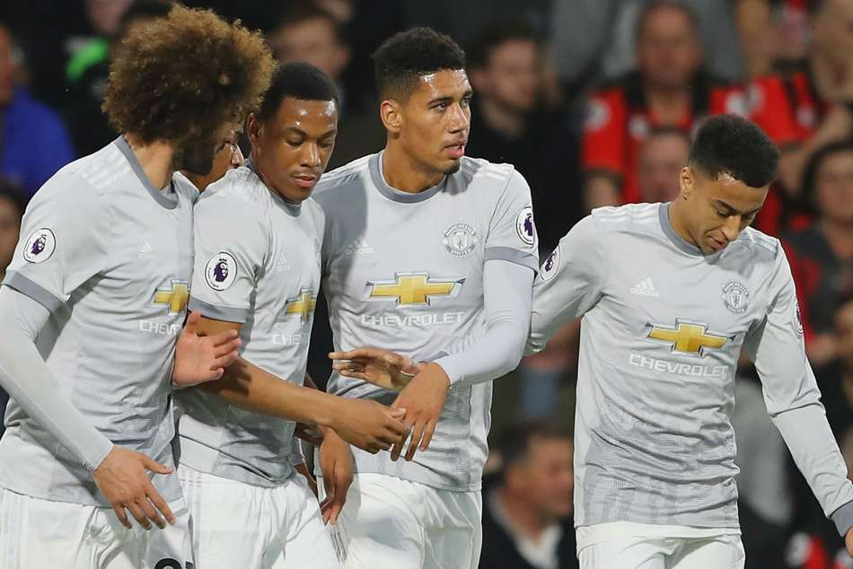 Manchester United Bounce Back As Mourinho Changes Pay Off