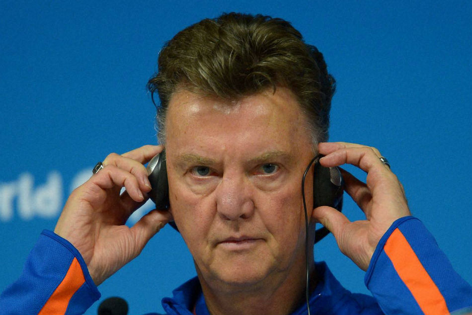 Van Gaal Dismisses Liverpool S Champions League Chances