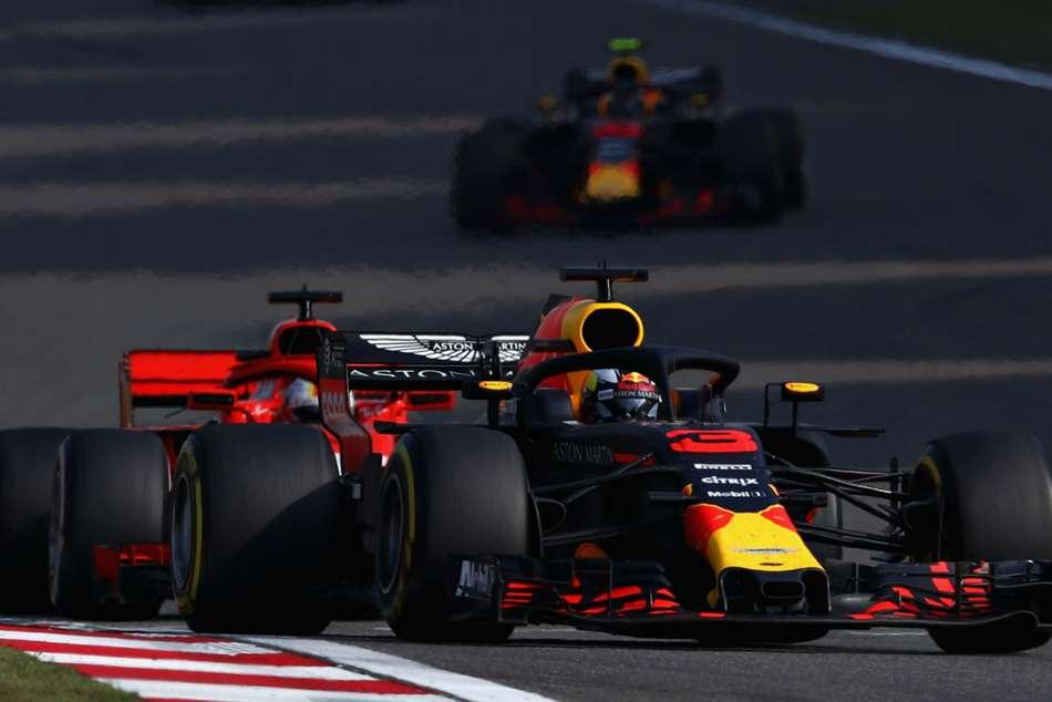 Formula One F1 Chinese Grand Prix Daniel Ricciardo