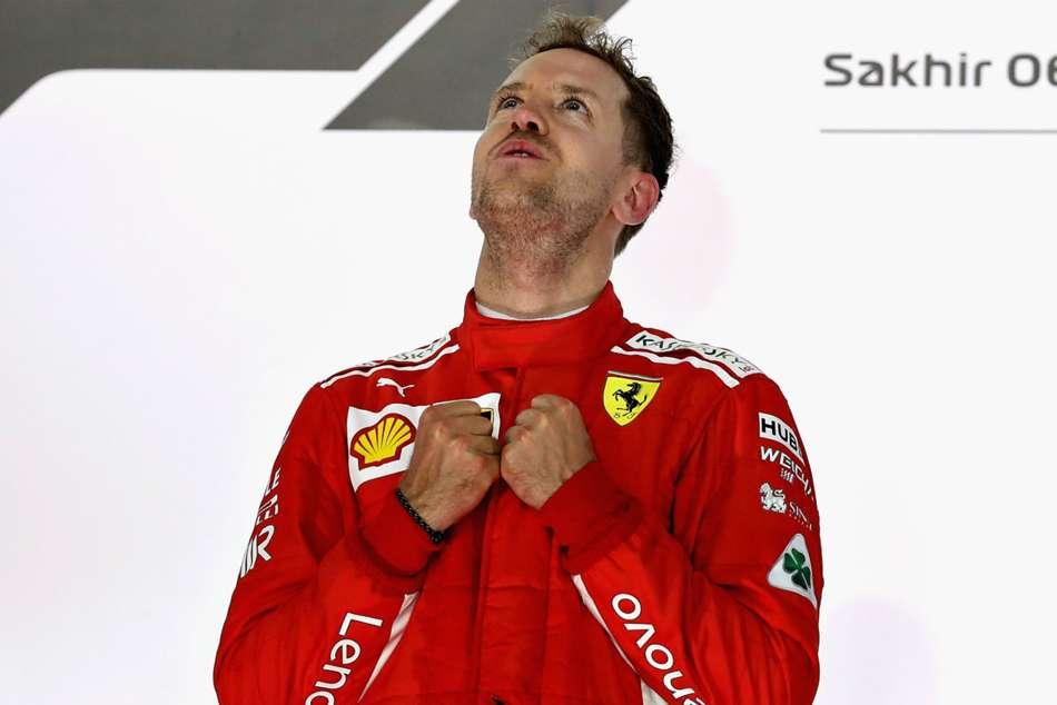 F1 Raceweek Sebastian Vettel To End Long China Wait
