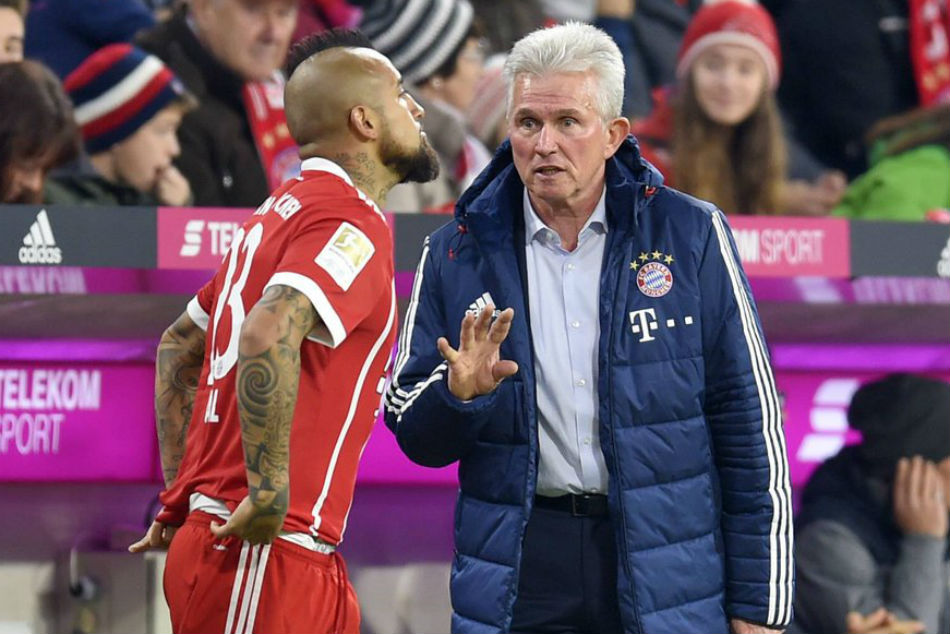 Could Arturo Vidal Have Played His Last Match For Bayer