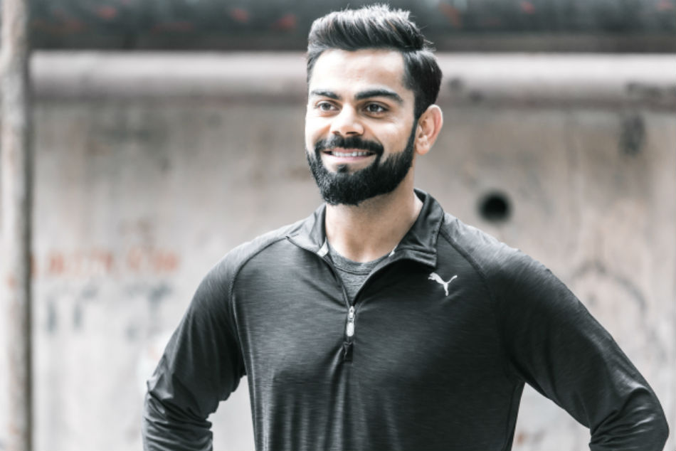 Virat Kohli calls fellow countrymen to join him in achieving #1MILLIONPUSHUPS