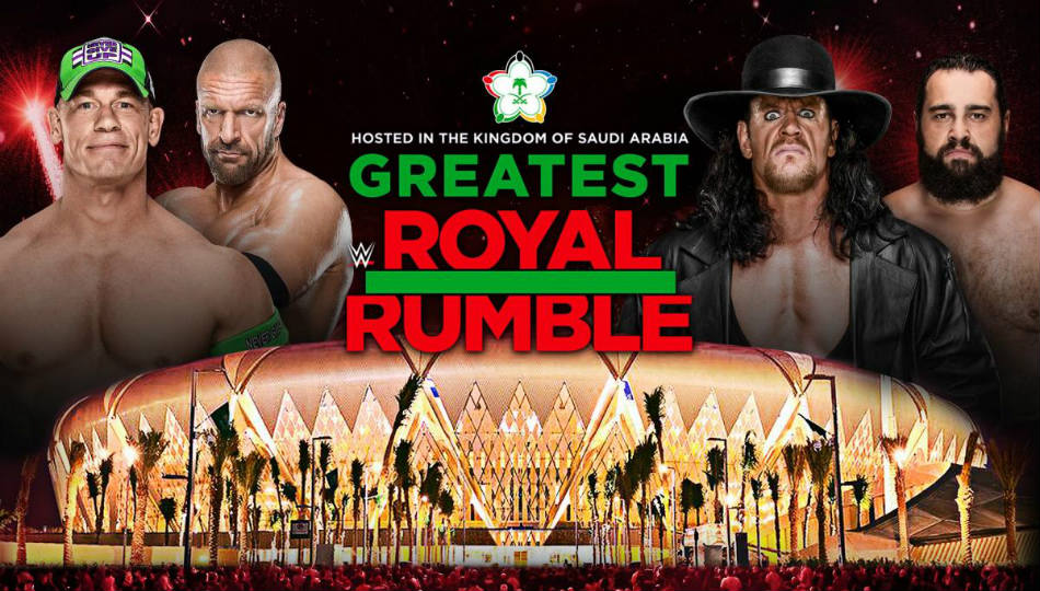 Greatest Royal Rumble poster (image courtesy WWE.com)