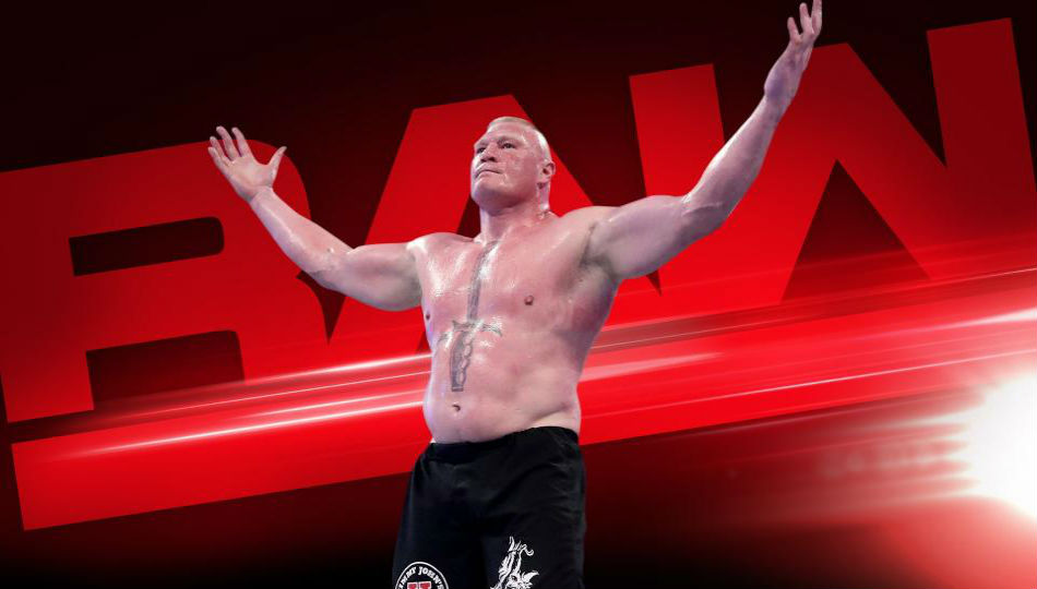 Brock Lesnar (image courtesy WWE.com)
