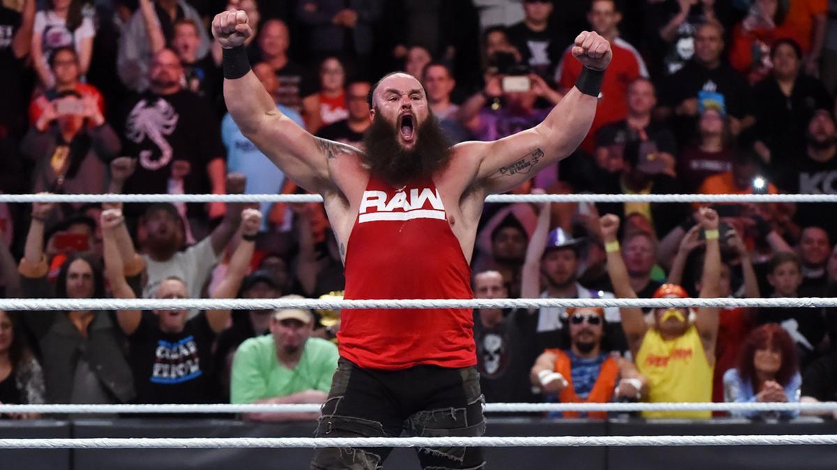 Wwe Surprise Returnee To Be Braun Strowmans Wrestlemania Partner