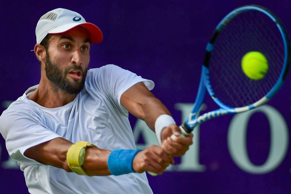 Yuki Bhambri overcame Tatsuma Ito in the semifinals of the Taipei Challenger