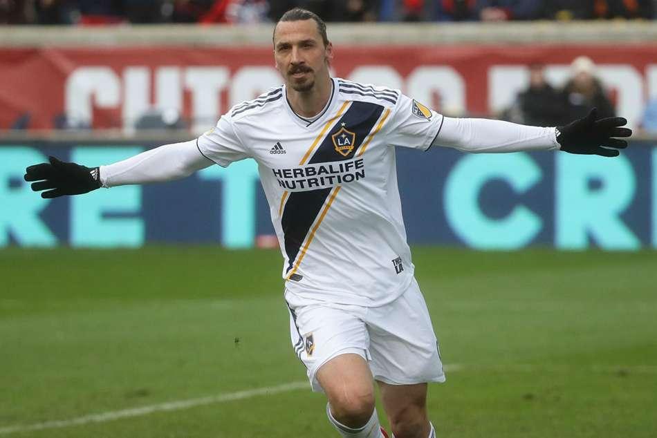 Zlatan Ibrahimovic Going World Cup Russia 2018 Sweden La Galaxy News
