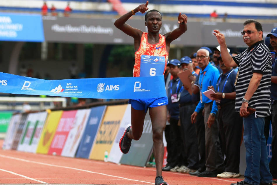 Alex Korio will be back in Bengaluru to defend his title in the elite mens category of the TCS World 10K, to be held on May 27