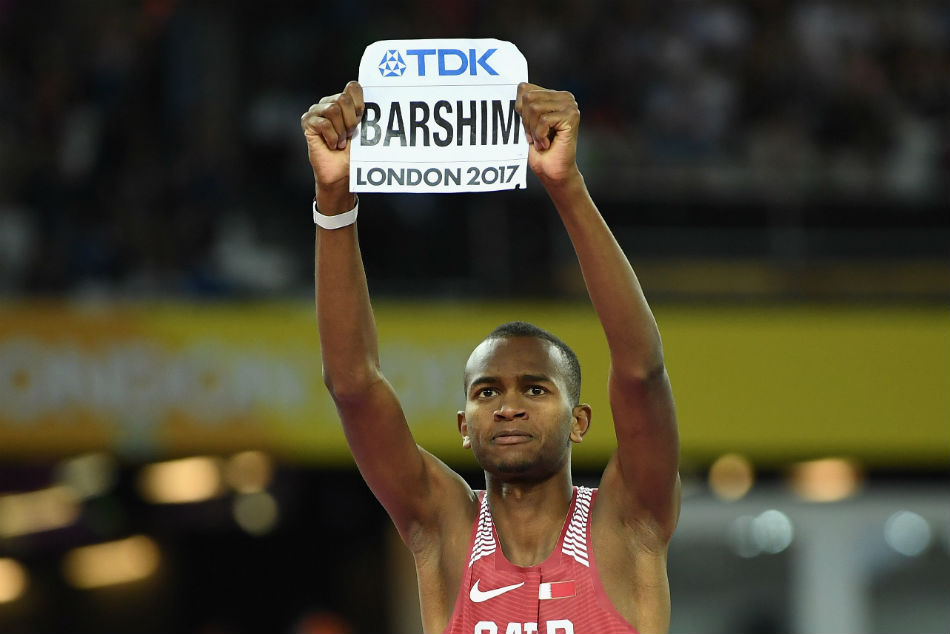 Record-breaking Samba, clinical Barshim steal show in Diamond League opener