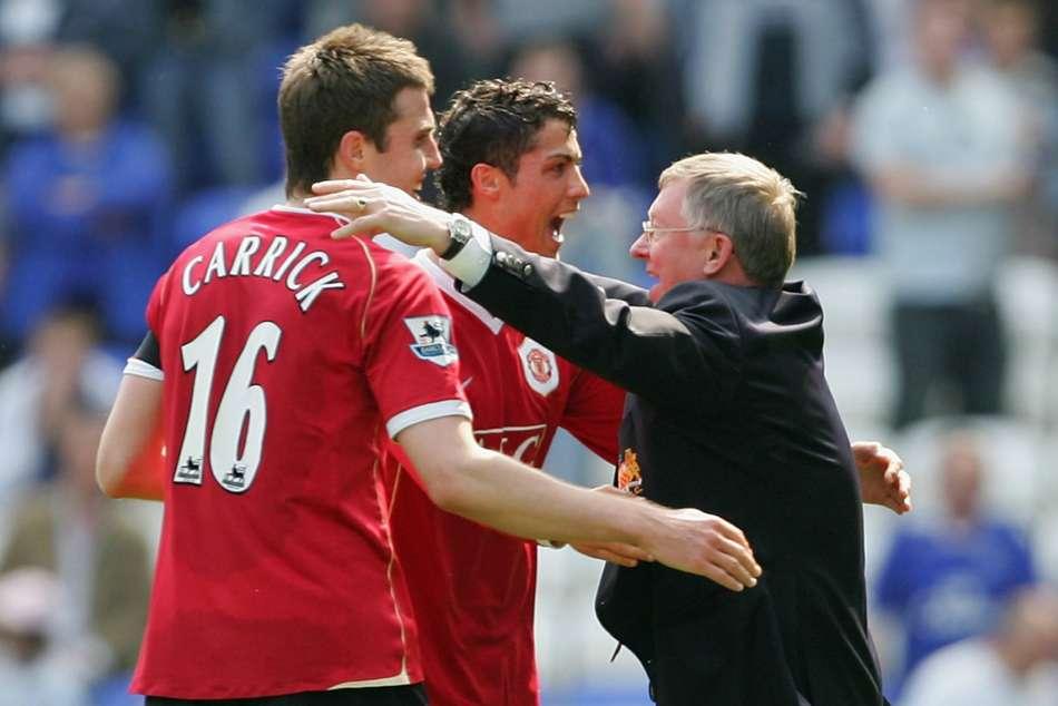 Manchester United Michael Carrick Devastated Alex Ferguson Illness