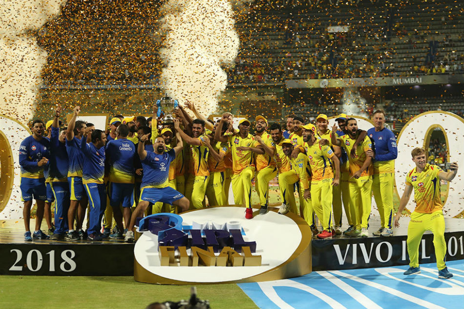 IPL 2018: List of Winners