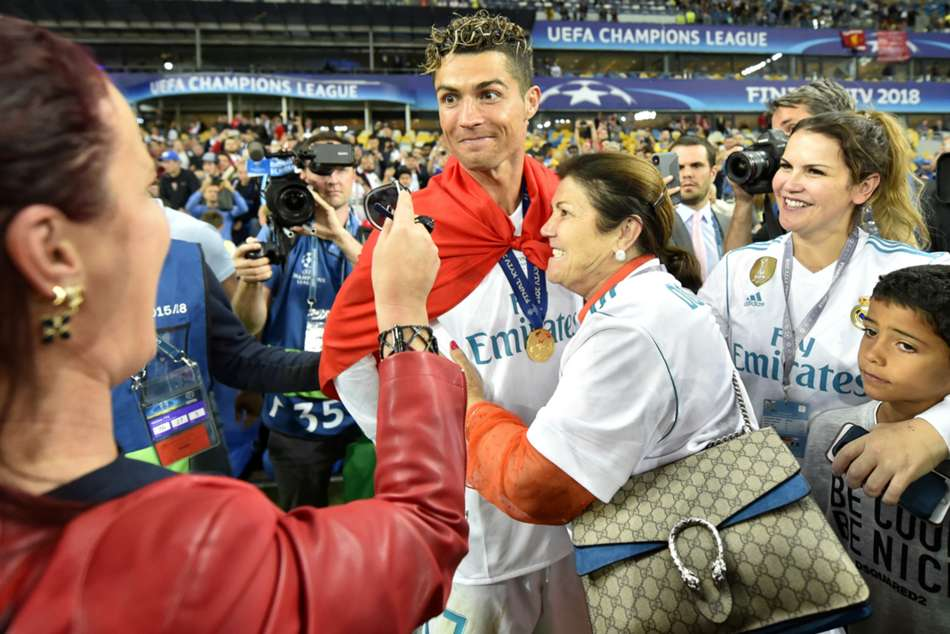 Cristiano Ronaldo Future Offers Hope Real Madrid Fans Champions League Parade