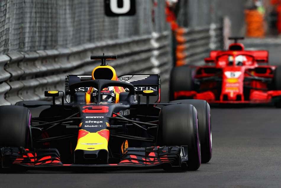 Daniel Ricciardo Wins Monaco Grand Prix Mechanical Issue Power Loss