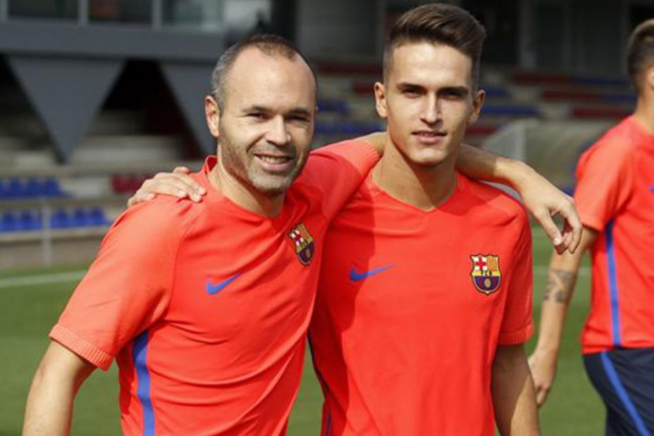 Practically Impossible To Replace Iniesta With Another