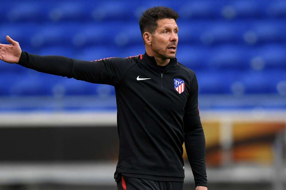 Diego Simeones Atletico Madrid lost Champions League final in 2014 and 2016