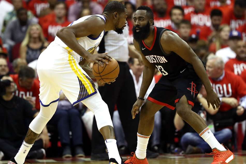 Game 1 in 60 seconds: Fans agree Rockets must stop Kevin Durant
