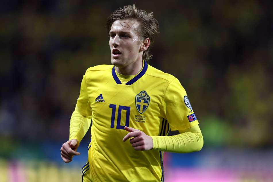 Sweden announce WC squad without Ibra surprise