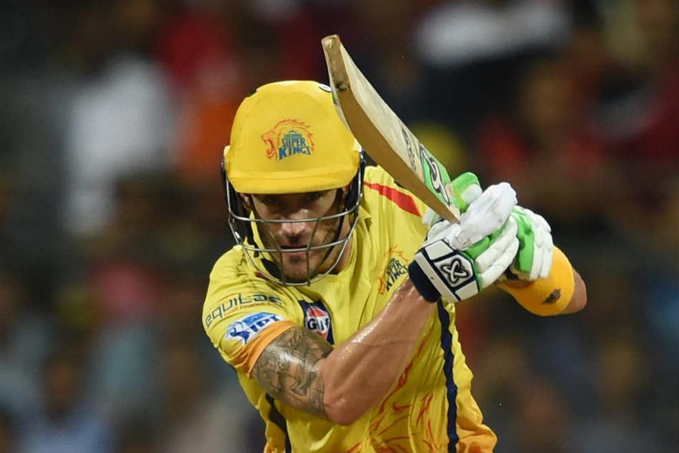 Ipl 2018 Highlights Chennai Super Kings Vs Sunrisers Hyderabad Faf Du Plessis Carries Csk To Final