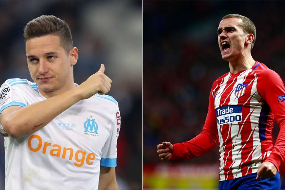 The Europa League final pits Antoine Griezmann against Florian Thauvin in an intriguing battle of Frances most in-form forwards.