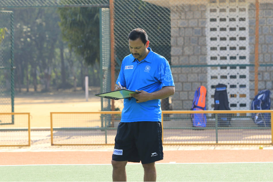 Harendra Singh, India hockey coach