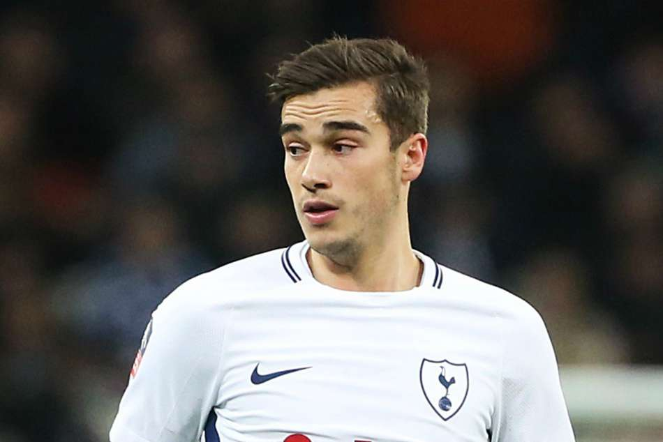 Harry Winks: Tottenham midfielder signs five-year contract